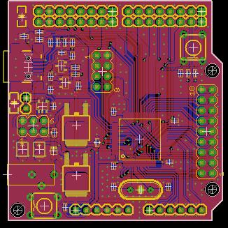 STM32 Dev  board (Arduino compatible) : X893